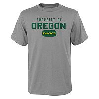 Boys 4-18 Oregon Ducks Property Of Tee