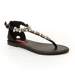 Unionbay Patricia Women's T-Strap Sandals