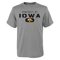 Boys 4-18 Iowa Hawkeyes Property Of Tee