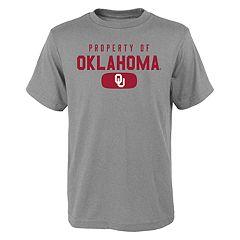 Boys 4-18 Oklahoma Sooners Property Of Tee