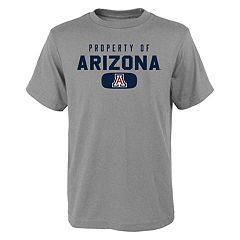 Boys 4-18 Arizona Wildcats Property Of Tee