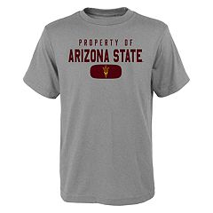 Boys 4-18 Arizona State Sun Devils Property Of Tee