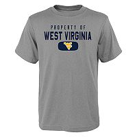 Boys 4-18 West Virginia Mountaineers Property Of Tee