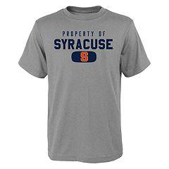 Boys 4-18 Syracuse Orange Property Of Tee