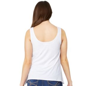 Juniors' Wallflower Fringe Tank