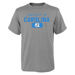 Boys 4-18 North Carolina Tar Heels Property Of Tee