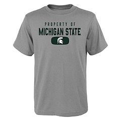 Boys 4-18 Michigan State Spartans Property Of Tee