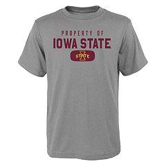 Boys 4-18 Iowa State Cyclones Property Of Tee