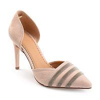 Journee Collection Felicia Women's D'Orsay High Heels