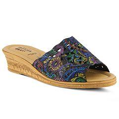 Spring Step Estella Women's Wedge Sandals