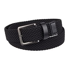 Men's Urban Pipeline® Texted Belt