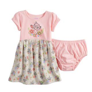 Disney's Bambi Baby Girl Flower Skirt Dress by Jumping Beans®