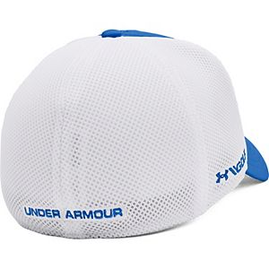 Men's Under Armour Mesh Fitted Logo Cap