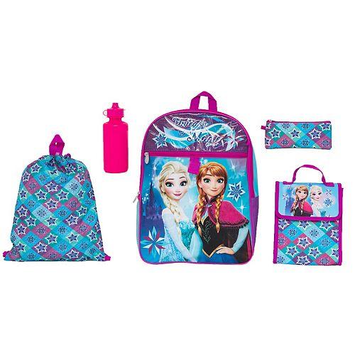 60d0794a2c8 Disney s Frozen Anna   Elsa Kids Backpack