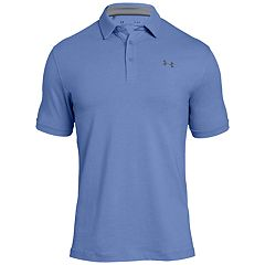 Men's Under Armour Charged Cotton Scramble Golf Polo