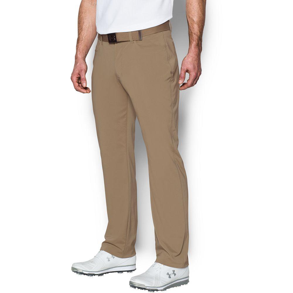 Men's Under Armour Tech Straight-Fit Performance Golf Pants