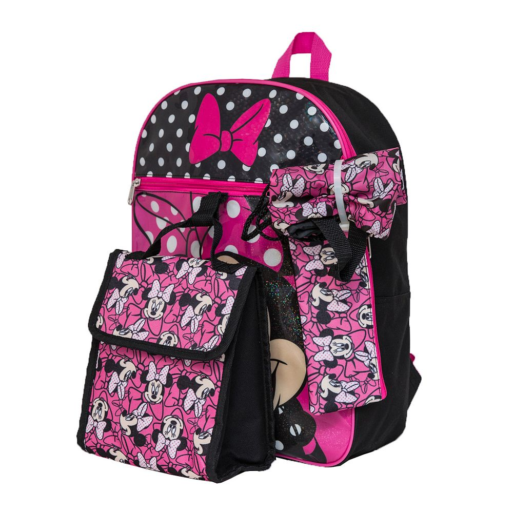 cdad1e5a530 Disney s Minnie Mouse Kids Backpack