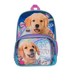 Kids 'Be You' Puppy Dog Backpack & Lunch Bag Set