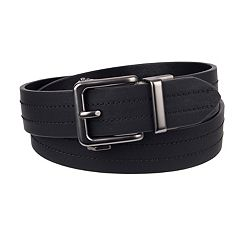 Men's Urban Pipeline® Precision Fit Center-Stitch Belt