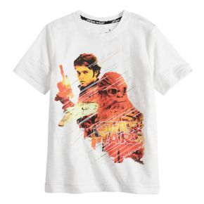 Boys 4-7x Star Wars a Collection for Kohl's Chewbacca Graphic Tee