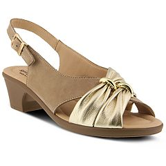 Spring Step Champeta Women's Slingback Sandals