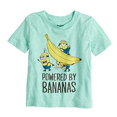 Toddler Boy Jumping Beans® Minions 'Powered By Bananas' Graphic Tee