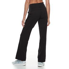 Petite Tek Gear® Patch Pocket Sweatpants
