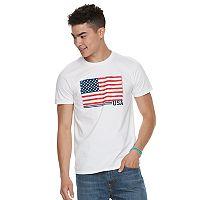 Men's American Flag Tee