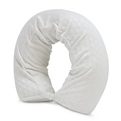 SensorPEDIC Adjustable Memory Foam U-Neck Travel Pillow
