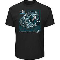 Men's Philadelphia Eagles Super Bowl LII Champions Celebration Tee