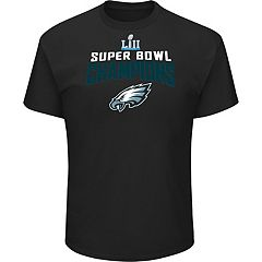 Men's Philadelphia Eagles Super Bowl LII Champions Super Venue Tee