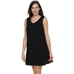 Petite Apt. 9® Sleeveless A-Line Dress