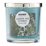 SONOMA Goods for Life® Juniper & Cypress 14-oz. Candle Jar