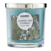 SONOMA Goods for Life? Juniper & Cypress 14-oz. Candle Jar