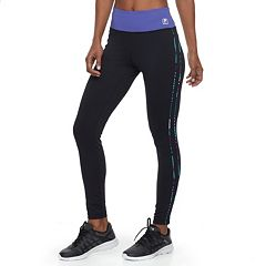 Women's FILA SPORT® Printed Piping Running Leggings
