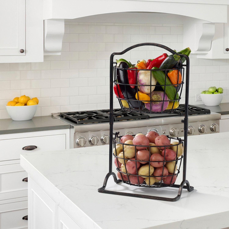 Bins & Baskets Food Storage Kitchen & Dining