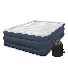 Sharper Image Premier Memory Foam 24-inch Air Mattress