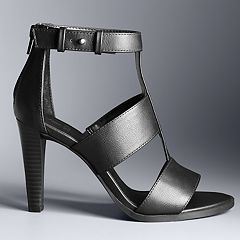 Simply Vera Vera Wang Houseboat Women's High Heel Sandals