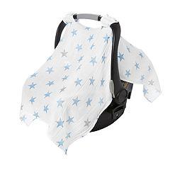 aden by aden + anais Muslin Car Seat Canopy Cover