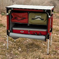 Camp Chef Mountain Series Sherpa Table & Organizer