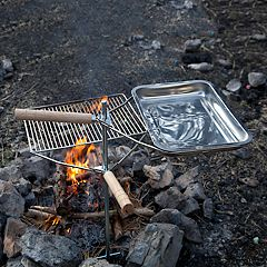 Camp Chef Lumberjack Over-Fire Stake Grill