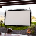 Camp Chef Outdoor Big Screen 115-Inch Portable Movie Screen