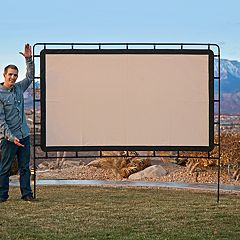 Camp Chef Outdoor Big Screen 92-Inch Lite Portable Movie Screen