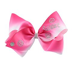 Girls 4-16 JoJo Siwa 'Sweet' Rhinestone Hair Bow