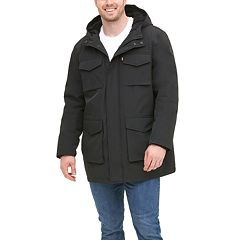 Big & Tall Levi's Arctic Cloth Sherpa-Lined Parka
