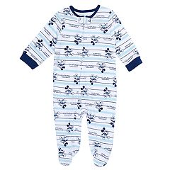 Disney's Mickey Mouse Baby Boy Printed Sleep & Play