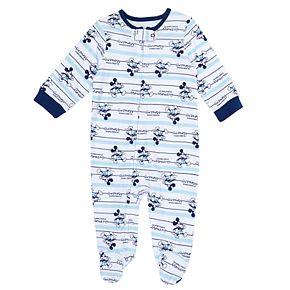 Disney's Mickey Mouse Baby Boy Printed Sleep & Play
