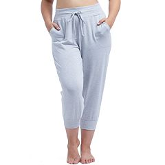 Plus Size Balance Collection Jet Set Jogger Capris