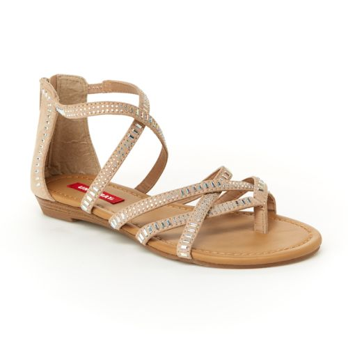 Unionbay Soho Women's Strappy ... Gladiator Sandals
