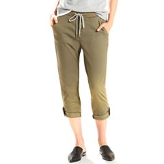 Women's Levi's® Tapered Comfort Convertible Capris